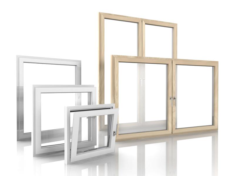 Fenster kaufen - Kunststoff- und Holzfenster