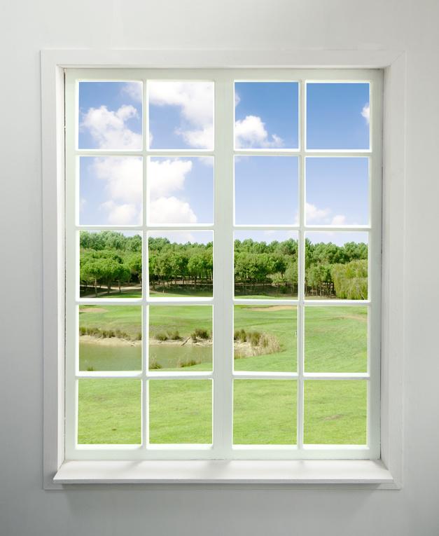 Sprossenfenster fenster nach ma bei der deutschen fensterbau - Kunststofffenster mit sprossen ...