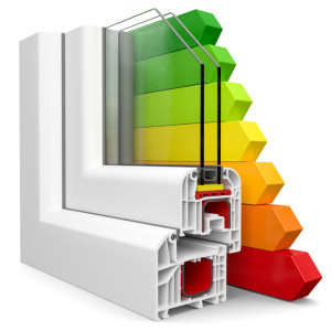 U-Wert - energieeffiziente Fenster