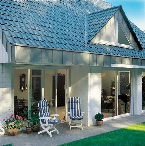 Balkon- oder Terrassentüren können individuell konfiguriert werden.