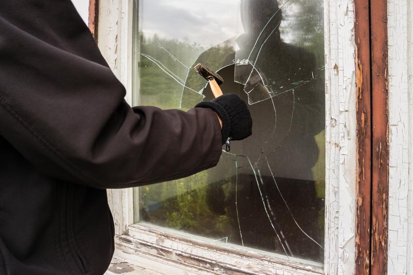 Sicherheitsglas für einen höheren Einbruchschutz
