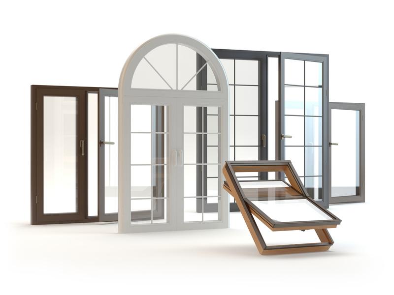 Fensterrahmen aus Holz, Kunststoff oder Aluminium kaufen