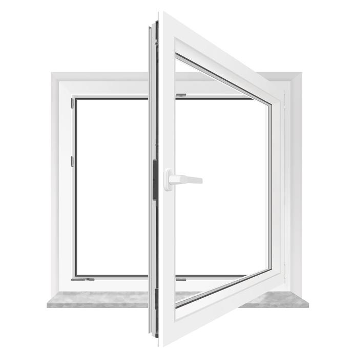 Kunststofffenster sind die am häufigsten montierten Fenster in Deutschland.