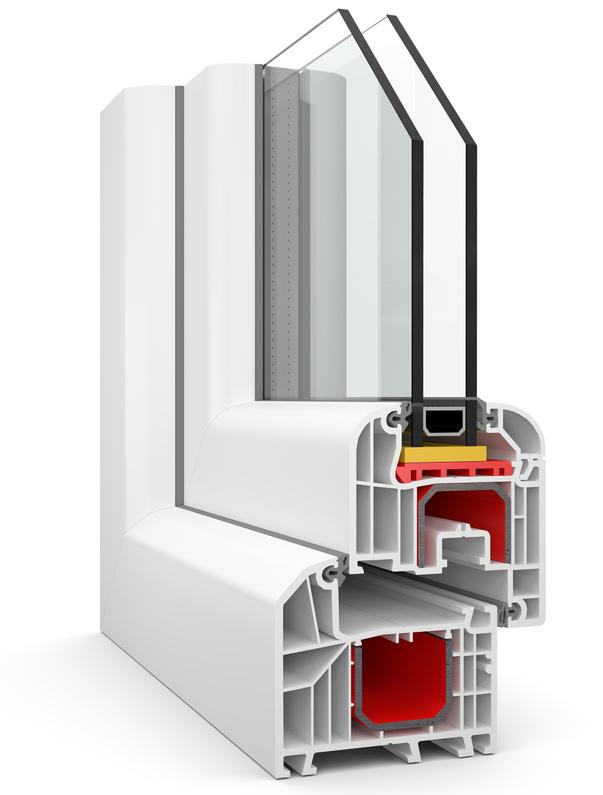 Kunststofffenster haben das beste Preis- Leistungsverhältnis