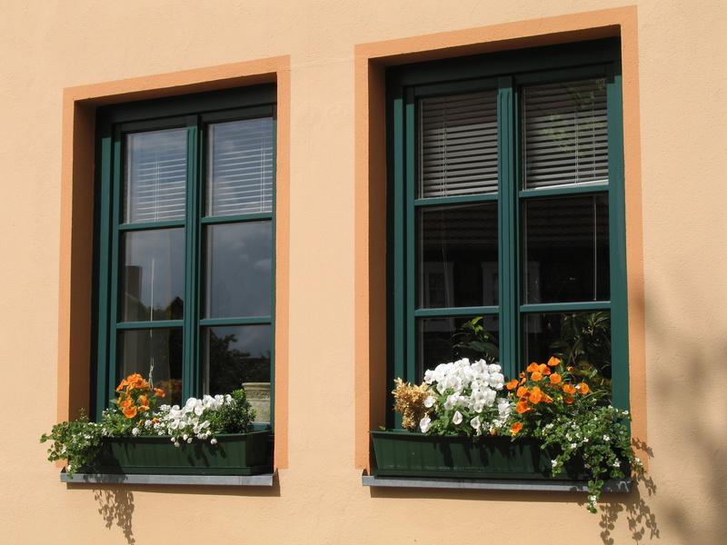 Sprossenfenster - individuelles Design mit Kunststoff
