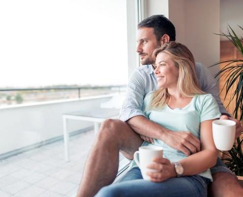 Durch moderne Schallschutzfenster können Sie die Ruhe in Ihren eigenen vier Wänden wieder entspannt genießen.
