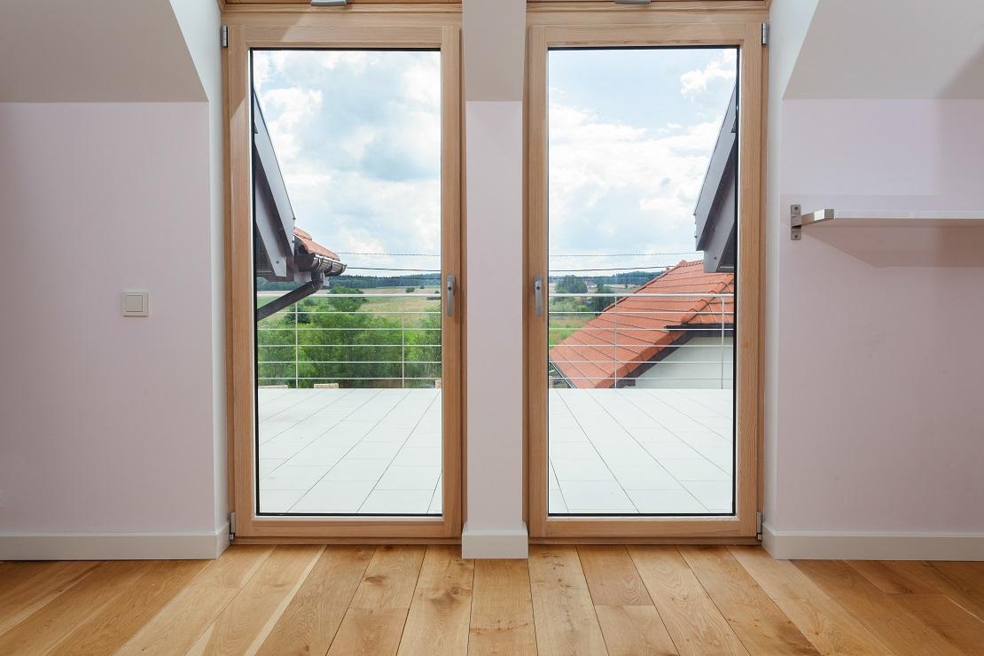 Die Preise für Terrassentüren können stark variieren.