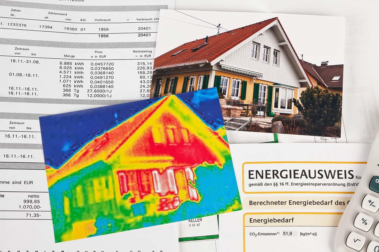 Fenster sollten im Energiekonzept des Hauses eingeplant werden.