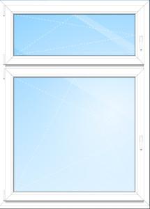 Häufig werden Oberlichter bei großen Fensterfronten oder über einer Haustür eingesetzt.