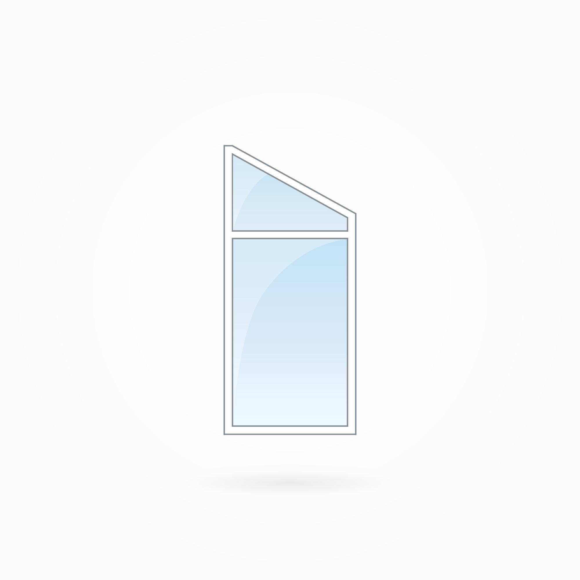 Schrägfenster