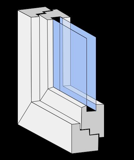 Fensterprofilgeometrie